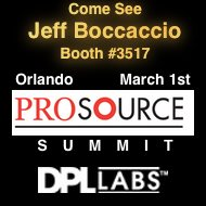 ProSource Summit March 1st 2016