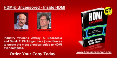 HDMI Uncensored Book Announcement